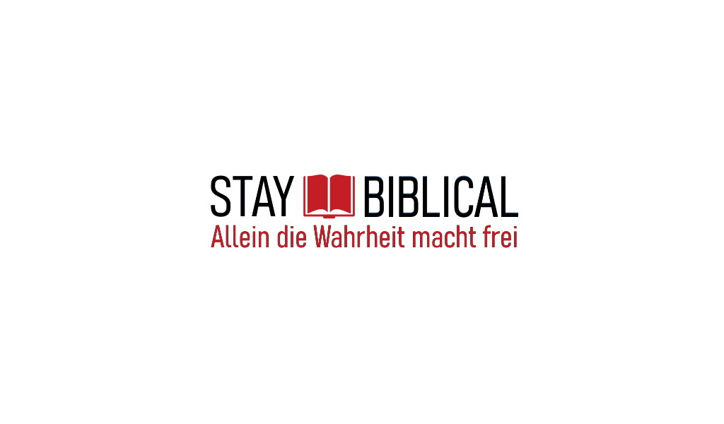 Stay Biblical